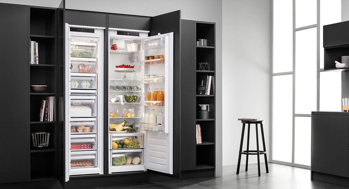 Side By Side Kühlschrank Rot : Kühlschrank küchenfachhändler baden baden axthelm küchencreationen