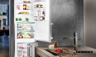 Kühlschrank Zierleiste : Bluperformance: die neue dimension von liebherr küchenfachhändler